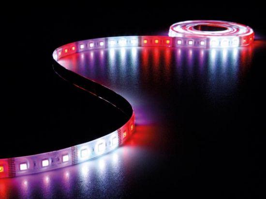 CINTA DATA 270 LEDS RGB ANIMADA CON CONTROLADOR 5M