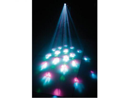 EFECTO MOONFLOWER DMX 1 LED CREE 10W