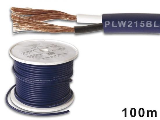 CABLE ALTAVOZ PROFESIONAL 2X1.50MM² AZUL