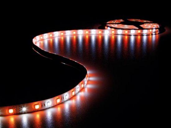 CINTA CON LEDS FLEXIBLE RGB 300 LEDS 5M