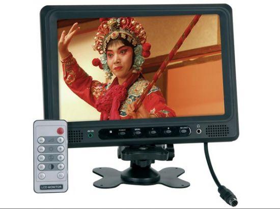 MONITOR TFT LCD 16:9 9.2 CON MANDO A DISTANCIA