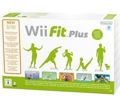 NINTENDO WII FIT PLUS (WII BALANCE BOARD INCLUIDO) [WII]