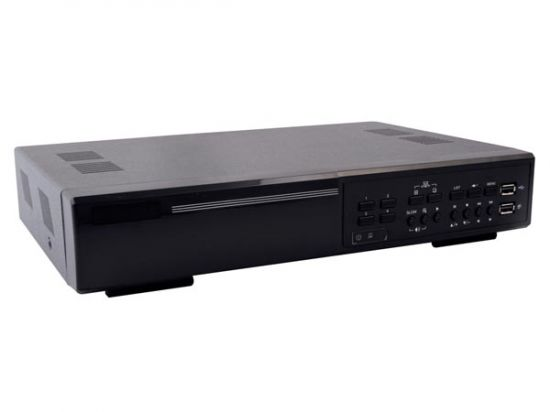 VIDEOGRABADORA DIGITAL H.264 DE 4 CANALES + ETHERNET + USB + VGA