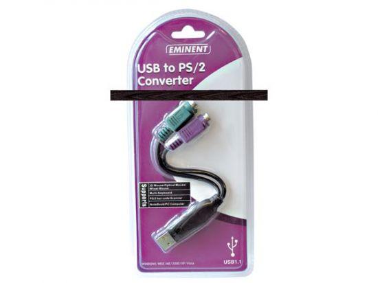 CONVERTIDOR DE PS/2 A USB