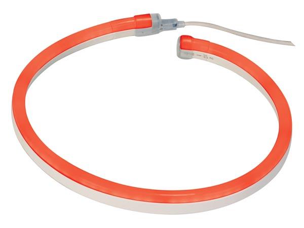 FLEX LED COLOR ROJO - 20M - 80 LEDS/M - 24VDC