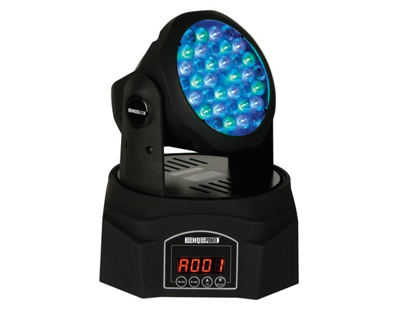 ALISON I 36 X LEDS DE 3W  CONTROL DMX