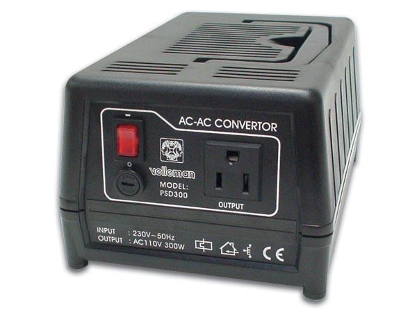 CONVERTIDOR REDUCTOR DE 220V A 110V