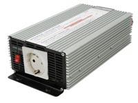 CONVERTIDOR CON ONDA SENOIDAL MODIFICADA 1000W ENTRADA 12VDC / SALIDA 230VAC TOM