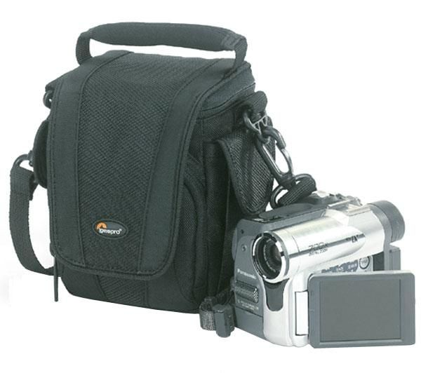 LOWEPRO BOLSO EDIT 100 NEGRO