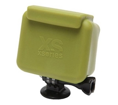 XSORIES FUNDA SILICON COVER HD VERDE