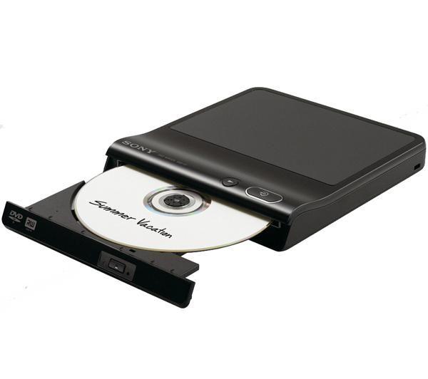 SONY GRABADOR DVD VRD-P1