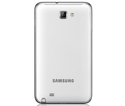 SAMSUNG GALAXY NOTE 16 GB BLANCO