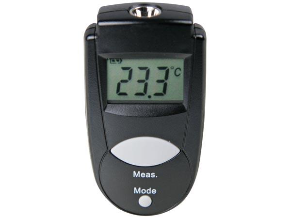 TERMÓMETRO IR DE BOLSILLO DE -33°C A +220°C