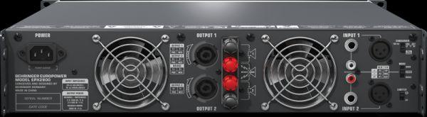 BEHRINGER EPX2800