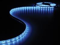 CINTA CON LEDS FLEXIBLE COLOR AZUL 300 LEDS 5M 12V