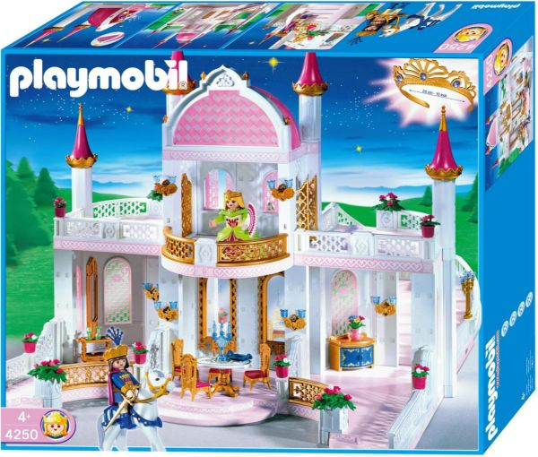 PALACIO DE HADAS PLAYMOBIL 4250