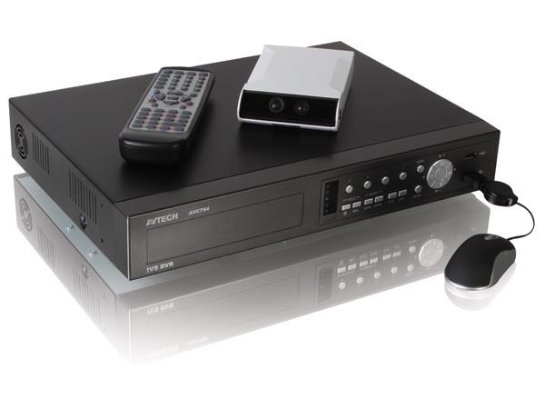 JUEGO CCTV 4 CANALES /1 CÁMARA INTELIGENTE FULL D1 PUSH VIDEO 1 CANAL  IVS