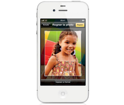 APPLE IPHONE 4S 16 GB BLANCO