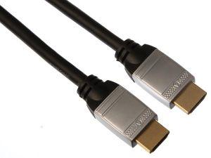 CONECTOR HDMI MACHO A CONECTOR HDMI MACHO / ESTÁNDAR / 1.8M