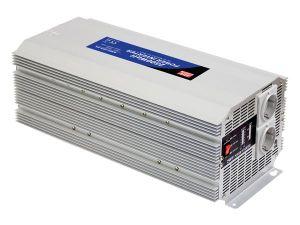 CONVERTIDOR DC-AC CON ONDA SENOIDAL MODIFICADA 12 V 2500 W