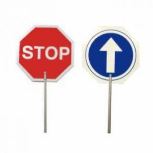 SEÑAL DE STOP PASO