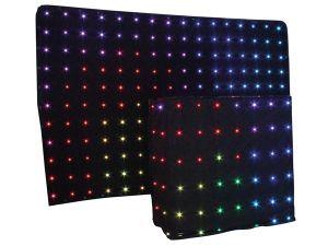 DUAL LED STARCLOTH III CORTINA ESTRELLAS