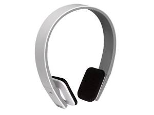 BTH-204WHITE BLUETOOTH HEADSET -WHITE