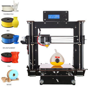 CTC DIY IMPRESORA 3D PRUSA I3 PRO IMPRESORA 3D MK8 LCD