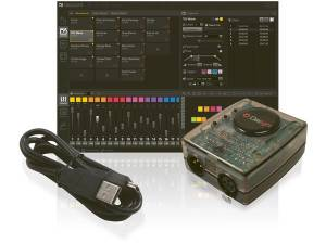 DVC4 GZM VIRTUAL DMX CONTROLLER