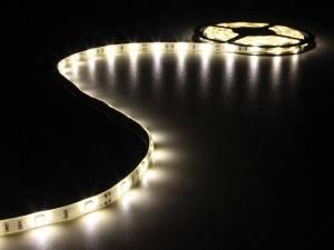 CINTA DE LEDS FLEXIBLE 5 METROS 12V