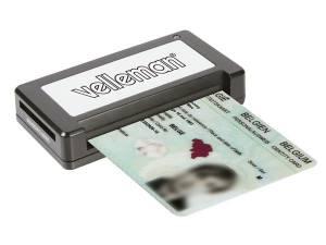 LECTOR MULTITARJETAS + EDITOR ATM/EID + TARJETA SIM A USB