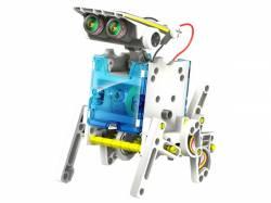ROBOT SOLAR TRANSFORMABLE KIT EDUCATIVO