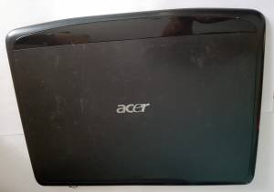 ACER ASPIRE 5715Z ICL50 CUBIERTA TRASERA PANTALLA LCD AP01K000400 CON MICRO