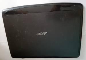 ACER ASPIRE 5715Z ICL50 CUBIERTA TRASERA PANTALLA LCD AP01K000400 CON MICRO