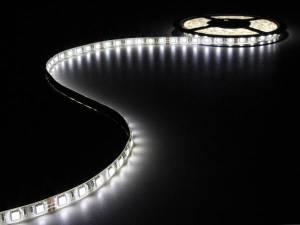 CINTA CON LEDS FLEXIBLE 300 LEDS 5 METROS 24V