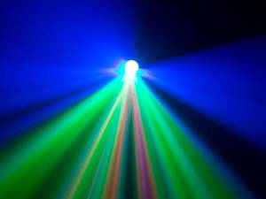 PROYECTOR LED MULTICOLOR