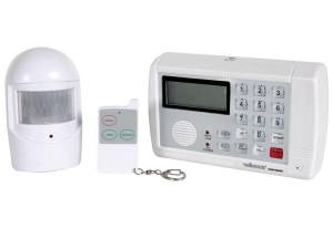 KIT SET ALARMA SISTEMA DE SEGURIDAD INALÁMBRICO