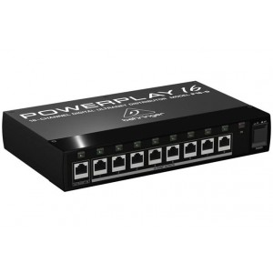 BEHRINGER AMPLIFICADOR POWERPLAY 16 P16-D